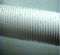 厂家供应塑料波纹管打孔机_波纹管在线打孔机