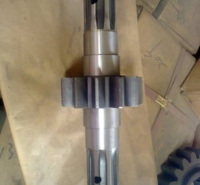 现货供应 机械齿轮轴 小型提升机齿轮轴 传动齿轮轴 欢迎订购