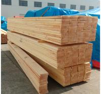 预制加工集成材 胶合木 云杉胶合木来图加工