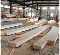 云杉胶合木 厂家直供 胶合木价格合理