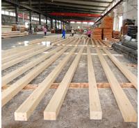 木结构梁柱 樟子松胶合木工厂价格