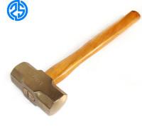 防爆锤子 铜锤子 黄铜八角锤 防爆方锤 锃盛防爆锤子价格可定制