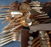 防爆舀子 黄铜舀子厂家 铜瓢价格 铜勺子可定制加工锃盛