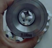 加工定制 钻石异形模具 高速小水箱拉丝模具 拉丝模具
