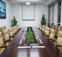 双面显示升降桌牌 双面显示升降桌牌厂家 无纸化桌牌系统 勤嘉利1站式公司