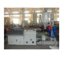 pvc塑料波纹管生产线,波纹管挤出设备,凯力特供应