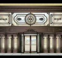 西安铜门厂家 别墅铜门安装