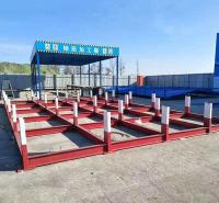 现货供应 工字钢支架 工字钢材料摆放架 钢筋笼堆放架 按时发货