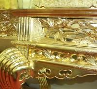 金梓箔业自产销售4.33*4.33真金箔 寺庙 佛像工程装饰贴98真金箔