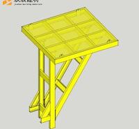 现货供应 电梯井平台 装配式电梯井操作平台 定型电梯井平台 来电咨询