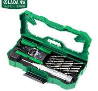 老A(LAOA)21合1精密螺丝批组套 电子维修螺丝刀拆机工具 LA613125