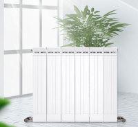 甘肃三阳家用水暖铜铝复合114x60集中自采暖供暖明装壁挂式定制采暖