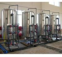 地下水处理锰砂罐地下水软化处理