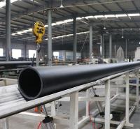 山东钢丝网骨架聚乙烯塑料复合管厂家  DN160钢丝网骨架管现货供应  PE给水管
