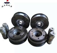 厂家直销 LD行车轮主动轮量大从优 天车行走轮