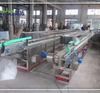 英拓机械 新款倒瓶杀菌机 连续式喷淋冷却杀菌机 质量可靠
