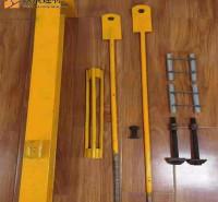 新型短肢工字钢 厂家直销 预埋式悬挑工字钢 拉杆式悬挑梁 外架悬挑工字钢