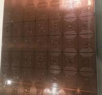 佛山不锈钢彩色板批发厂家 满堂红五福临门抗锈彩色不锈钢