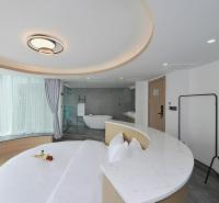 简爱空间 快捷酒店家具订做 酒店会所家具定制公司 价格合理