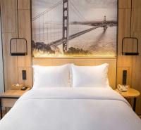 简爱空间 哪里定制酒店家具好 酒店宾馆家具定制厂家 现货供应
