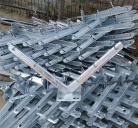 飞腾丝网 包塑立柱 阳台立柱 现货供应