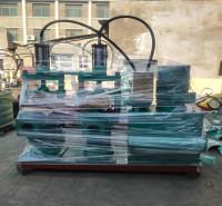 中拓ZT-140型液压陶瓷柱塞泵立式双缸瓷质柱塞泵工作可靠噪音低压力高