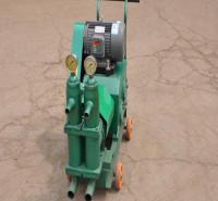 陕西省中拓出售灰浆泵单缸活塞式注浆机可输送水泥浆黄泥浆