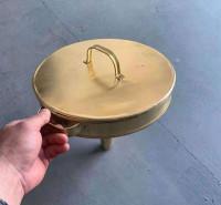 防爆漏斗 铜漏斗 黄铜油漏子 铝漏斗锃盛防爆漏斗价格