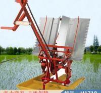 智众手摇小型水稻插秧机 井关插秧机 人力水稻机货号H1718