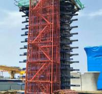 现货供应 承插式安全爬梯 挂网安全爬梯 基坑建筑网型爬梯 来电咨询