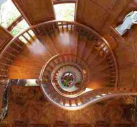 全国售卖 纯木楼梯踏步制作全屋定制