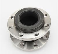 304不锈钢橡胶软接头生产厂家 柔性接头生产厂家 世铭管道生产橡胶软接头也叫柔性接头