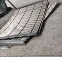 焊接弧形筛网 耐磨抗震不锈钢弧形筛网