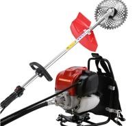 慧采电动背负式割草机 小型电动割草机 背负式水稻收割机货号H11062