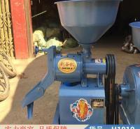 钜都碾米机成套设备 傻瓜碾米机 家庭小型碾米机货号H1910